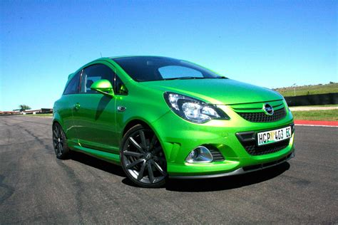 Beautiful Car Opel Corsa Wallpapers And Images