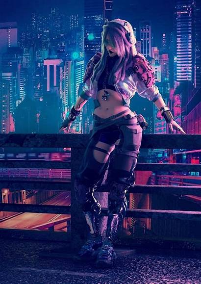 Cyberpunk 2077 Aesthetic Cyber Punk Wallpapers Character