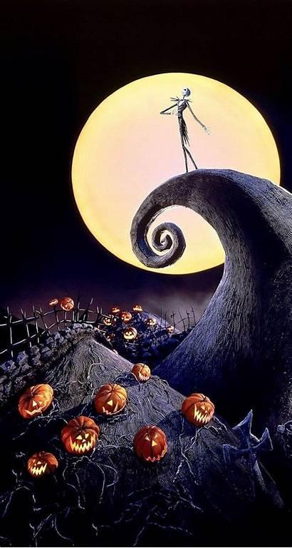 Halloween Iphone Wallpapers Scary Moon