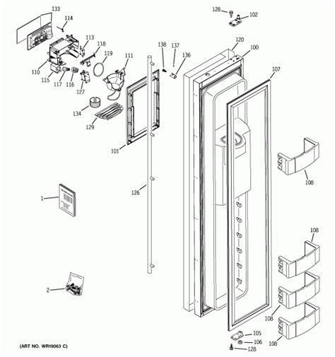 ge zissdmb refrigerator partswarehouse