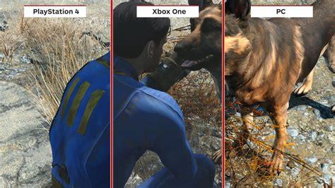 Kaos One One Graphic 7 fallout 4 graphics comparison pc vs ps4 vs xbox one