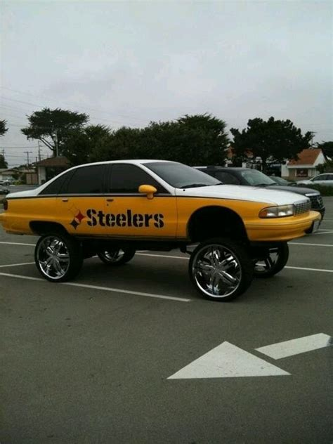 17 Best Images About Pittsburgh Steelers Diecast Cars Nfl