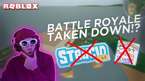 strucid battle royale   releasing