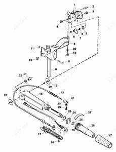 Sears 15 H P  1998 W  6 6 Gallon Remote Tank  Steering Handle  Twist Grip Throttle