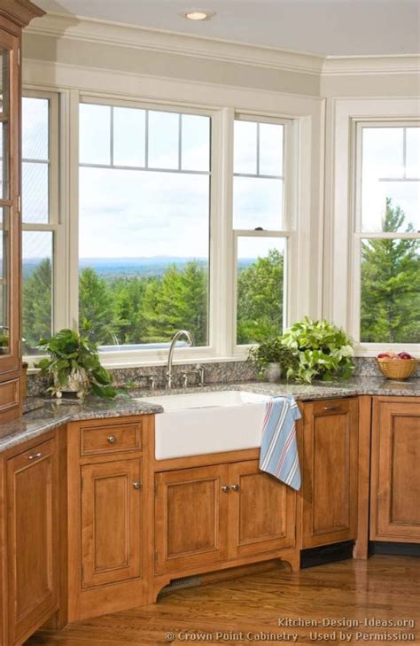 kitchen sink window ideas luxury kitchen design ideas and pictures
