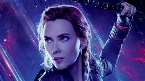 avengers endgame sets black widow