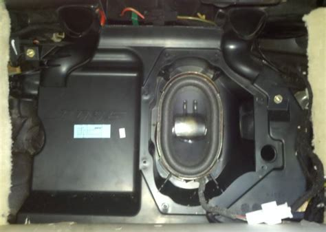 bose mercedes  sl sound system whats