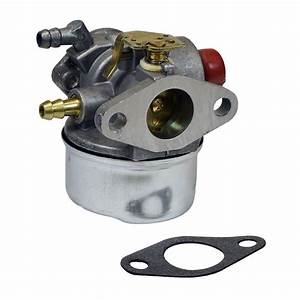 Carburetor 640025a For Tecumseh Ohh55  Ohh60  And Ohh65 Engines