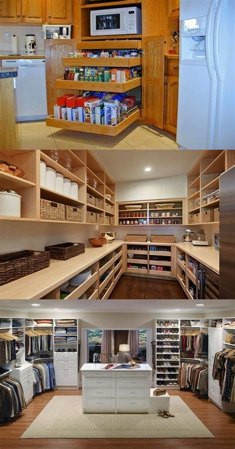 Amazing Pantry Designs by Amazing Ideas To Remodel Your Walk In Pantry