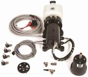 Uflex Master Drive Power Steering System With 32cc Tilt