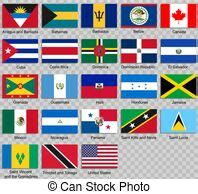 List of all flags of central america countries.