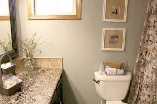 natural look is popular trend in bathroom makeovers
