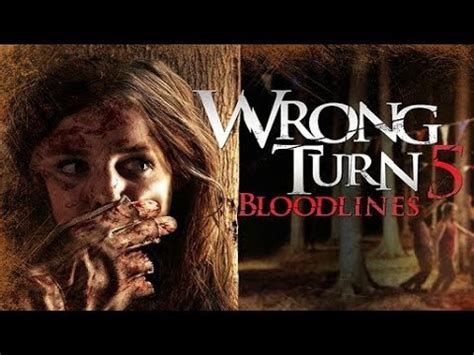 wrong turn  bloodlines trailer  youtube