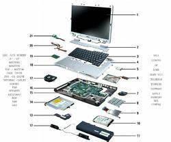 Laptop Parts in Rajkot, लैपटॉप के पुर्जे, राजकोट, Gujarat ...