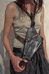 Vintage Leather Gun Holsters