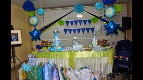 decoracion de mesas baby shower musicales decoraci 243 n para baby shower en jes 250 s mar 237 a