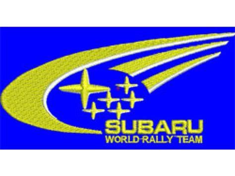 subaru rally logo subaru rally car logos n z promenade shirts and embroidery