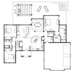 split floor plans floor plans for split entry homes