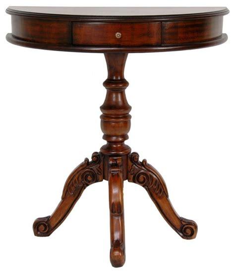 half circle side table european half circle side table traditional side