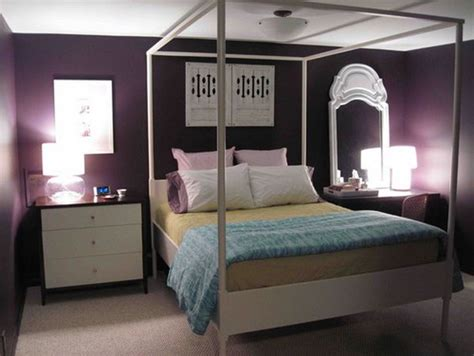 Inspirational Purple Bedroom Designs & Ideas-hative