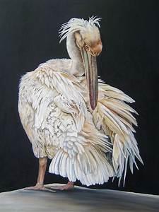 Muss Man Silikonformen Einfetten : rosa pelikan beim einfetten nach einem foto von adamo rosa pelikan malerei ~ Buech-reservation.com Haus und Dekorationen