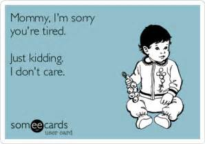 Tired Funny Quotes Pregnancy QuotesGram