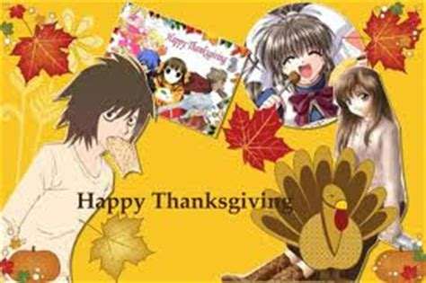 Thanksgiving Anime Wallpaper - anime thanksgiving wallpapers pretty things