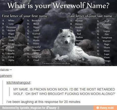 werewolf wolf fierce boy funny lolsnaps cute