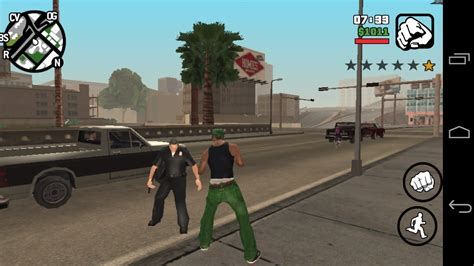 San Andreas For Android