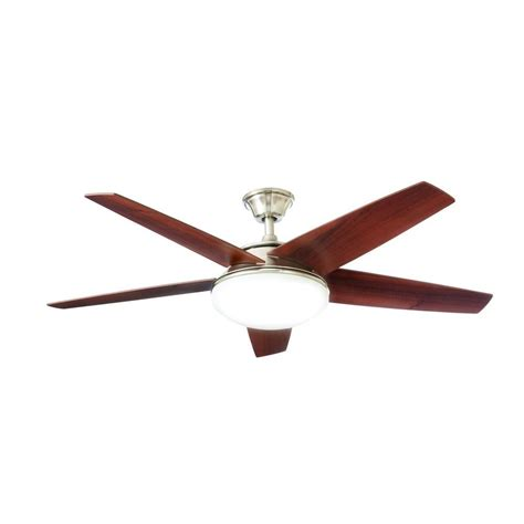 Home Decorators Collection Ceiling Fan by Home Decorators Collection Piccadilly 52 In Led Indoor
