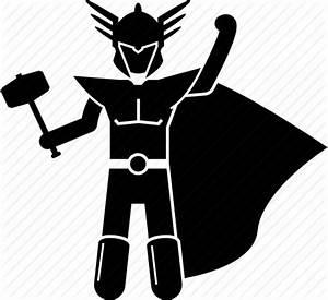 God, hammer, mjolnir, mythology, norse, thor, thunder icon