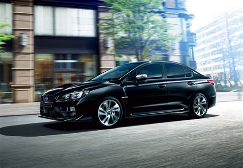 Subaru In Japanese by Subaru Launches New Wrx S4 And Wrx Sti Type S In Japan