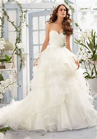 Blu by Mori Lee 5401 Bridal Gowns