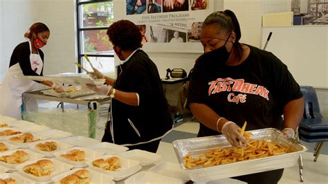 soup kitchen   feeding  hungry  supporting