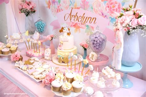 birthday party ideas 1st birthday party ideas kara 39 s party ideas baby unicorn 1st birthday party kara