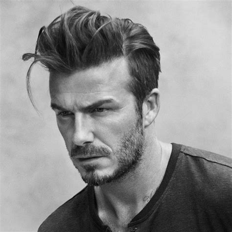 8 Trending David Beckham Haircuts   Mens Hairstyles Club