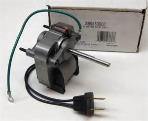 89850000 broan nutone bath fan vent motor c 89850 sp 61k16 ebay