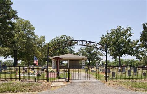 Mayflower Cemetery  Encyclopedia Of Arkansas
