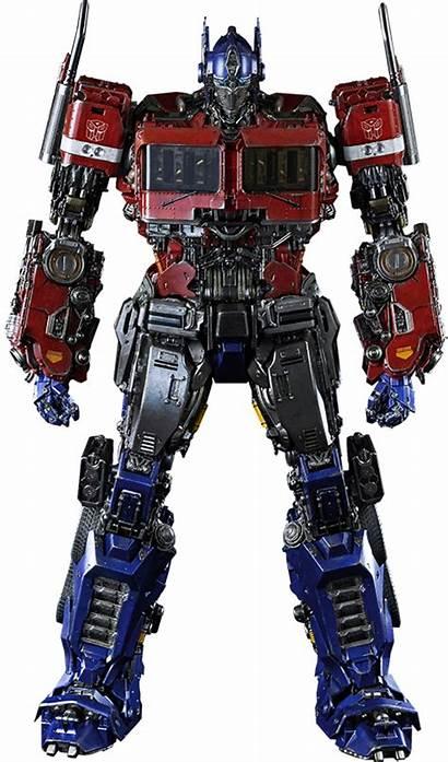 Prime Optimus Collectible Transformers Figure Scale Threezero