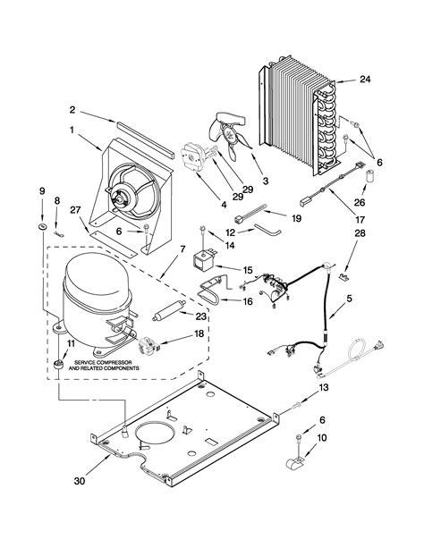 jenn air jimxwrs freestanding ice maker parts sears