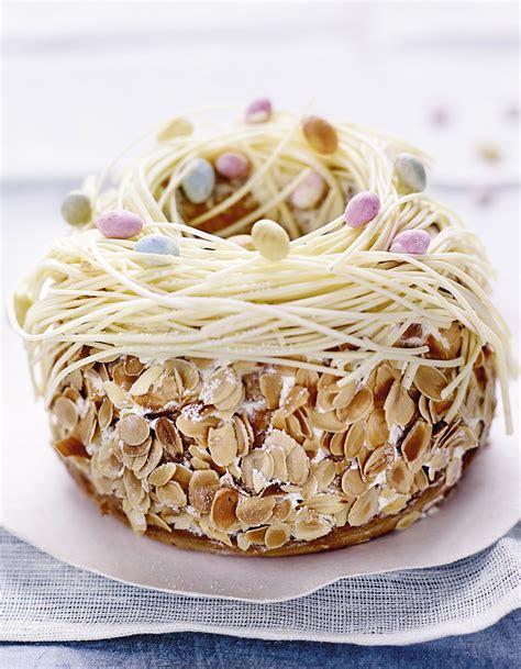dessert de p 226 ques le nid de paques de christophe felder desserts de p 226 ques les classiques