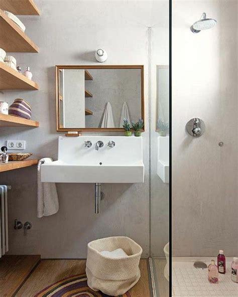 salle de bain  originale idee pour bien meubler votre