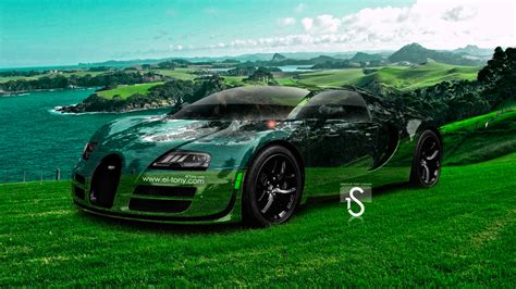 Cars Wallpaper Bugatti Green by Green Bugatti Veyron Wallpaper Wallpapersafari