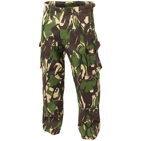 black cargo mens army soldier 95 combat mens trousers
