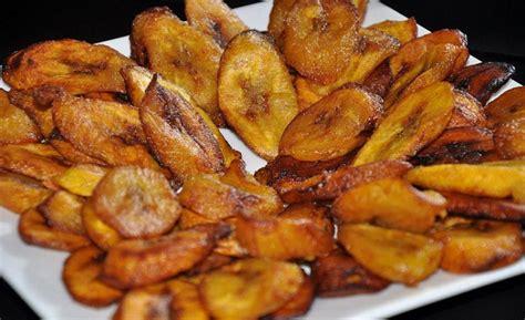 comment cuisiner les bananes plantain cuisine de chez nous comment vous aimez la banane plantain