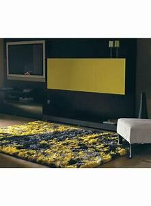 Tapis Jaune Et Bleu : tapis ~ Dailycaller-alerts.com Idées de Décoration