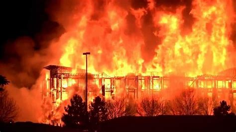 Under Construction Apartment Building On Fire In Cherry Creek, Denver, Co 1 Bedroom Apartments Orlando How To Search For Short Term Apartment Lease New Shopping List Luxury Fort Worth Weekly Las Vegas In Austin Tx On Glenwood Ave