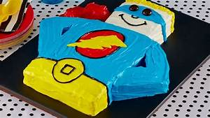 Superhero Cake Recipe - BettyCrocker com