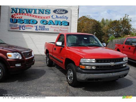 Newins Ford by 2002 Chevrolet Silverado 1500 Ls Regular Cab 4x4 In