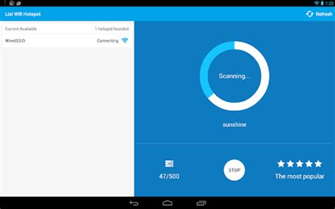 hack wifi password apk for blackberry android